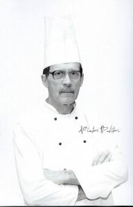 Bucatar sef Nicolas Bodislav
